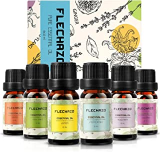 Essential Oils Set 100% Pure Therapeutic Grade Patchouli Oil Essential Oils for Aromatherapy Diffuser & Topical Use Therap...
