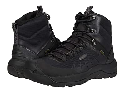 KEEN Revel IV EXP Mid Polar (Black/Magnet) Men
