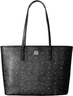 MCM - Anya Shopper Top Zip Medium Shopper