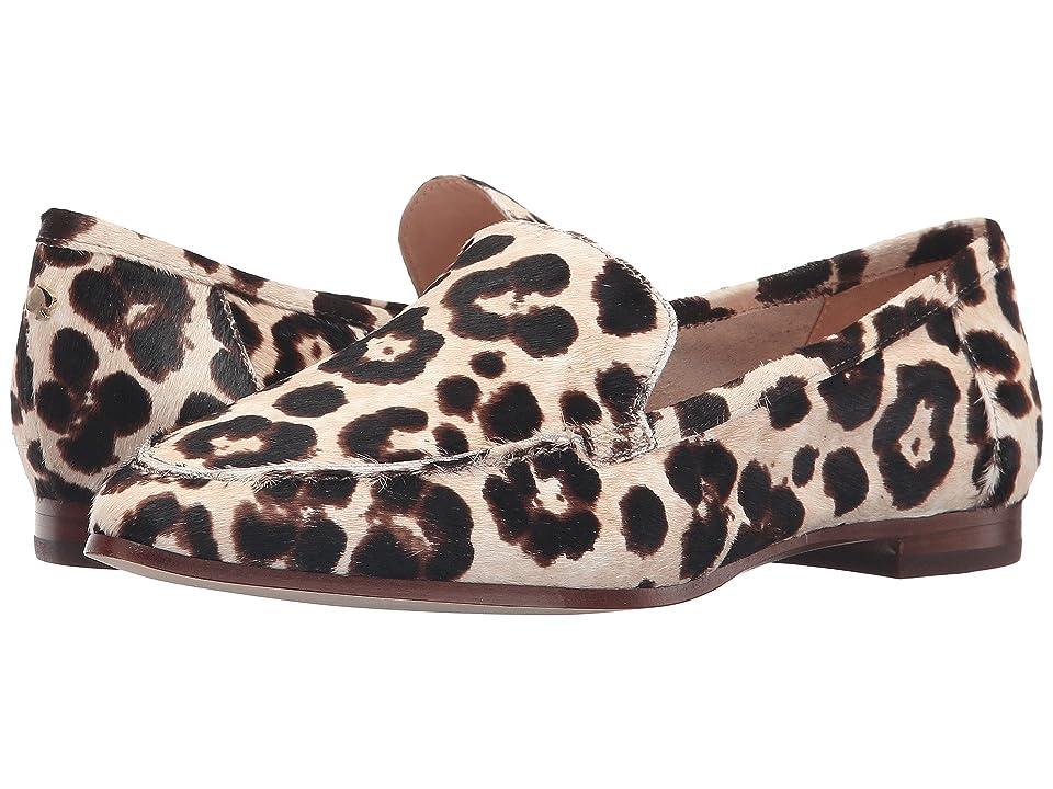Kate Spade New York Carima (Blush/Brown Leopard Haircalf Print) Women