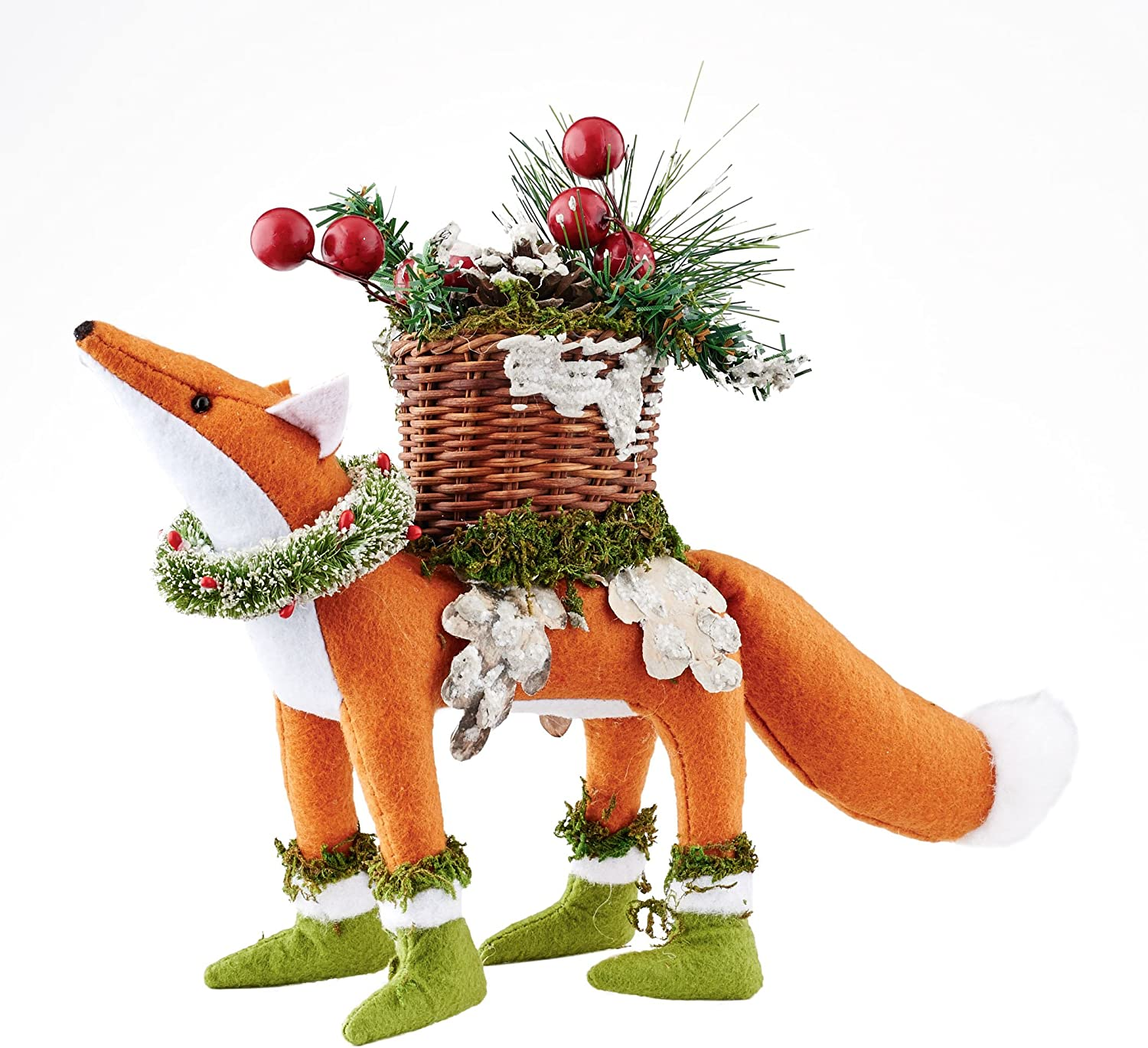 Department 56 Welcome to The 8 Dealing OFFicial store full price reduction Figurine Fox inch Forest