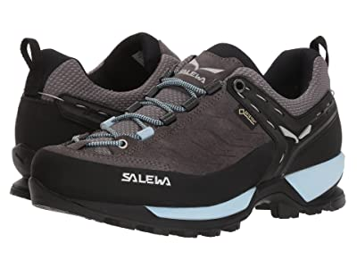 SALEWA Mountain Trainer GTX (Charcoal/Blue Fog) Women