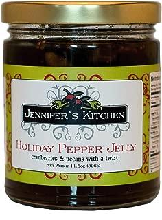 Jennifer's Kitchen Pepper Jelly, Holiday
