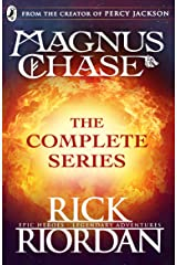 Magnus Chase: The Complete Series (Books 1, 2, 3) Kindle Edition