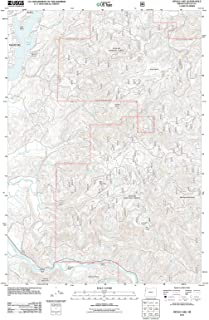 Oregon Maps - 2011 Devils Lake, OR USGS Historical Topographic Map - Cartography Wall Art - 44in x 59in