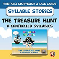 Syllable Storybook for Practicing R Controlled - Bossy R Syllables