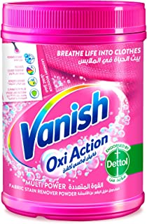 Vanish Laundry Stain Remover Oxi Action Powder for Colors & Whites, 1KG