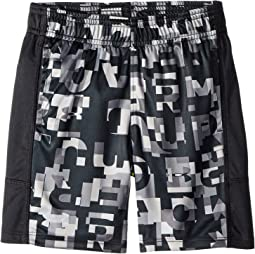 Under Armour Kids - Wordmark Stunt Shorts (Little Kids/Big Kids)