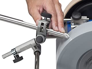 Tormek SVD-186 Turning Tool Sharpener Gouge and Turning Cutter Jig That Makes Repeatable, Precise Sharpening Easy