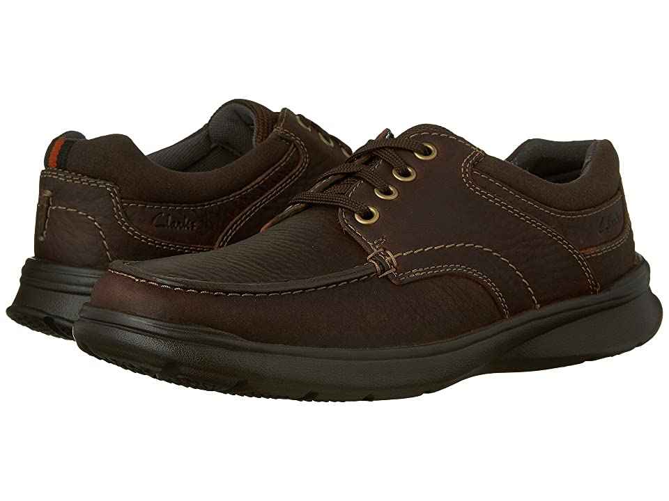Clarks Cotrell Edge (Brown Oily Leather) Men