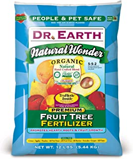 is dr earth certified organic