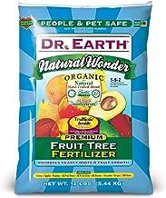 Dr. Earth Natural Wonder Fruit Tree Fertilizer 12 lb