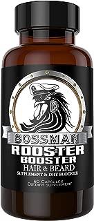 Rooster Booster Beard Supplement by Bossman