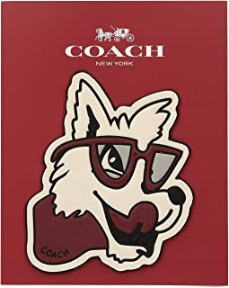 COACH - Classic Wolf Sticker