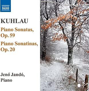 Piano Sonatina in G Major, Op. 20, No. 2: II. Adagio e sostenuto