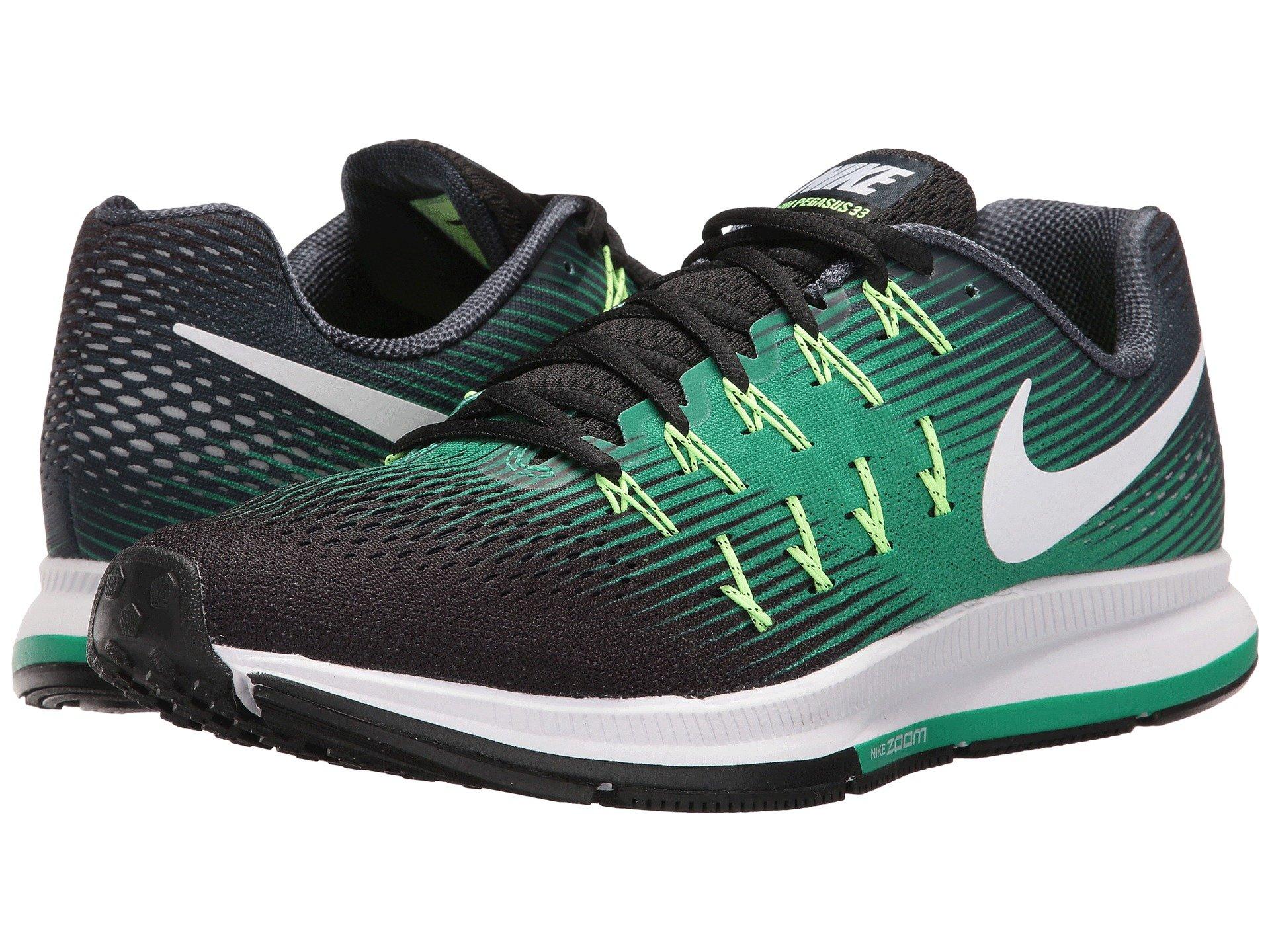 newest 6920d 08702 Nike Air Zoom Pegasus 33 In Armory Navy White Black Stadium Green