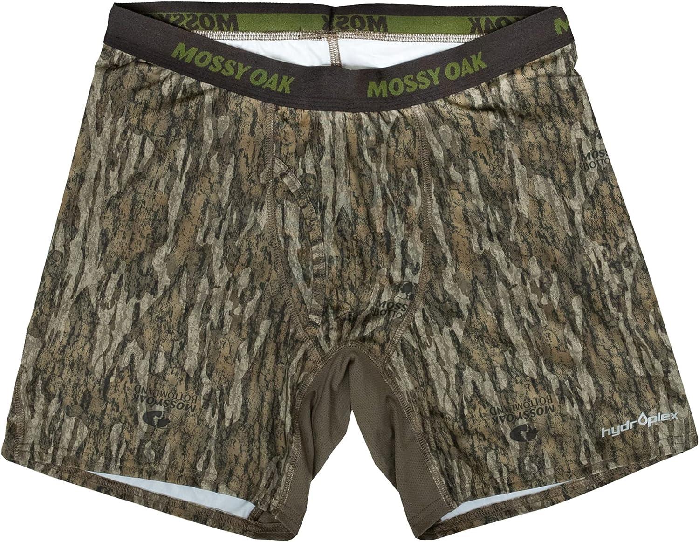 Mossy Oak Mens Camo Boxer Brief Underwear Underwear Men pubfactor.ma