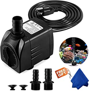 Best landscape fountain pumps Reviews