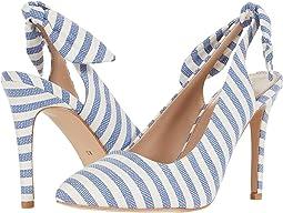 Blue/White Stripe Fabric