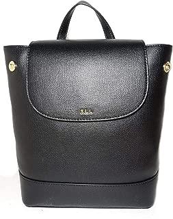 RalphLauren Women's Calderwood Small Backpack - Black