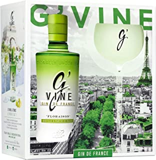 "G""Vine Floraison  Glas GB 40% Gin 1 x 0.7 l"