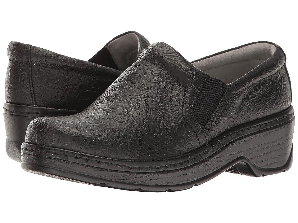 9dfcf4202fe Klogs Footwear Naples (Black Tooled Leather) Women