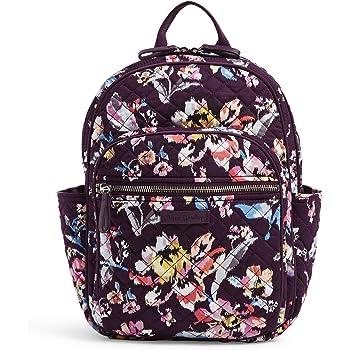 Vera Bradley Women's Signature Cotton Small Backpack
