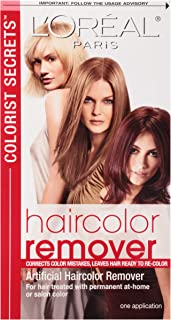 Colorist Secrets Haircolor Remover
