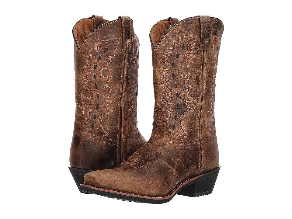 Laredo Sandoval (Tan) Cowboy Boots