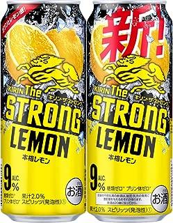 キリン・ザ・ストロング ハードレモン [ チューハイ 500ml×24本 ]