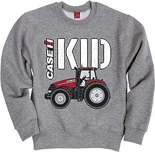 Case IH Kid Side - CASE IH Toddler Crew Fleece
