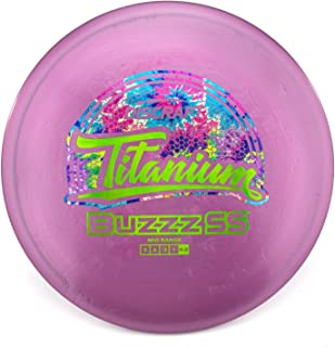 Discraft Titanium Buzzz SS Midrange Golf Disc [Colors May Vary]