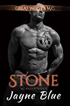 Stone: MC Biker Romance (Great Wolves Motorcycle Club Book 7)