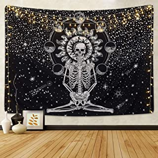 Tapestry, Psychedelic Art Tapestry, Wall Hanging Bedding Tapestries for Bedroom, Living Room, Home Decoration, Dorm(59.1× 78.7)