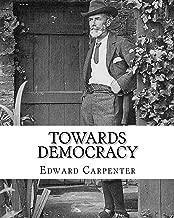 Best towards democracy edward carpenter Reviews