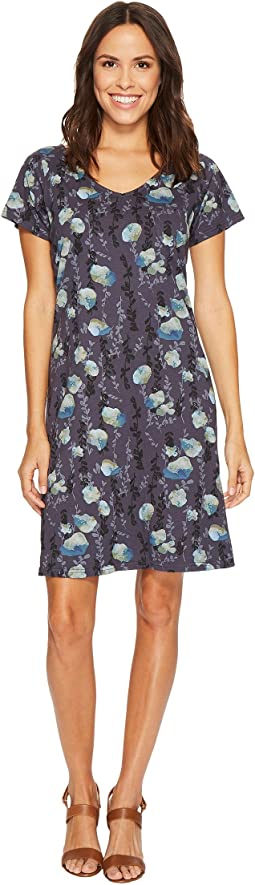 Fresh Produce - Floral Vines Sydney Dress