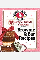 Circle of Friends Cookbook: 25 Brownie & Bar Recipes Kindle Edition