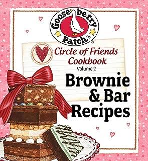 Circle of Friends Cookbook: 25 Brownie & Bar Recipes
