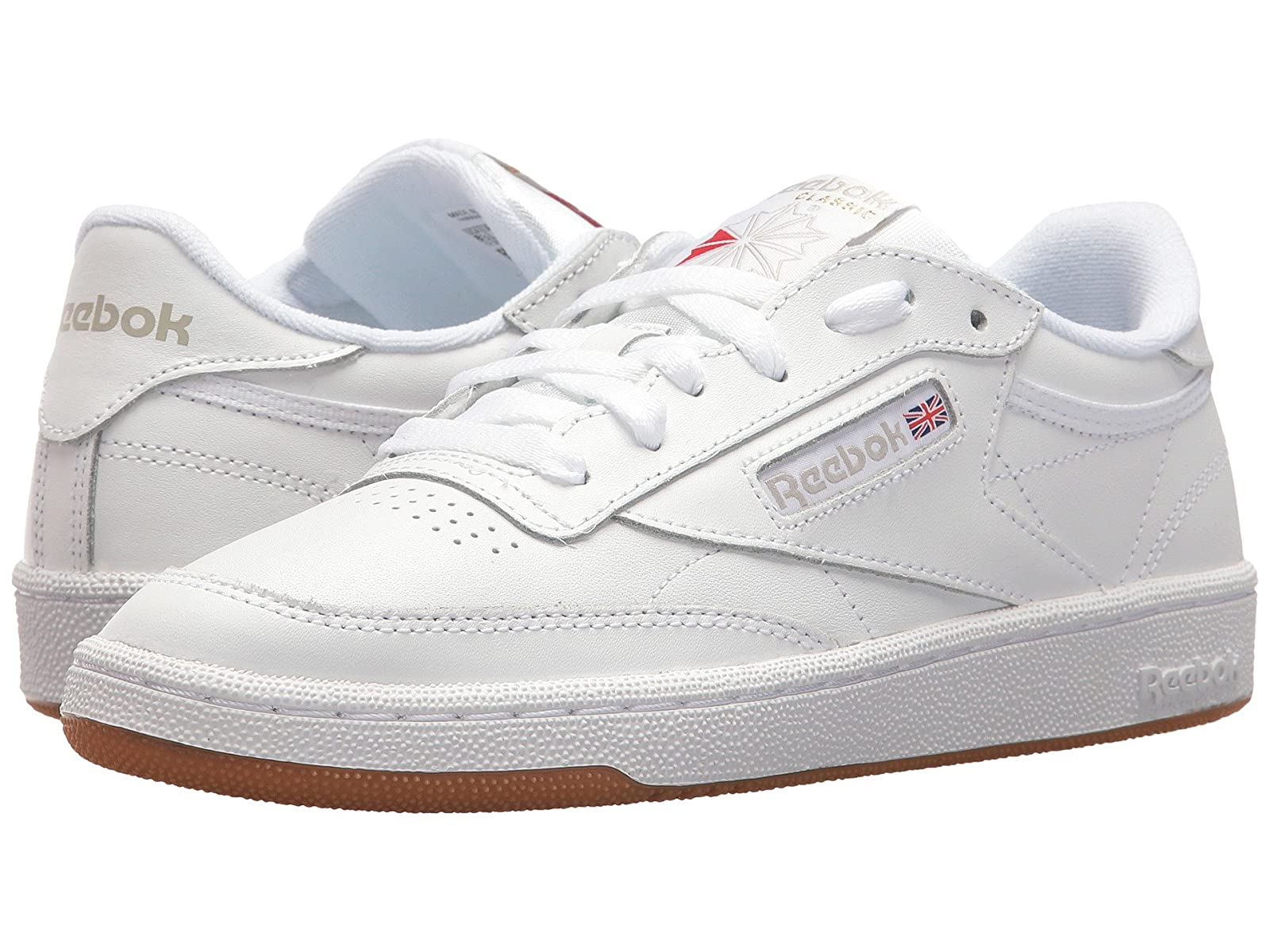 Reebok Lifestyle Club C 85Atmospheric grades have affordable shoes