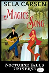 Magic's Song: A Nocturne Falls Universe story Kindle Edition