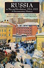 Russia in War and Revolution, 1914-1922: A Documentary History