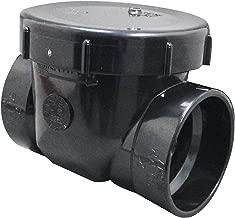 2 pvc backwater valve
