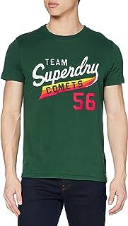 Superdry Men's Tri Classic Tee T-Shirt