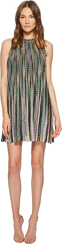 M Missoni Bubble Knit Dress