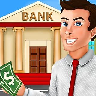 Bank Cashier Manager - Little Kids Game