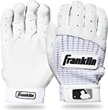 Franklin Sports MLB Pro Classic Baseball Batting Gloves – Adult and Youth Sizes –..