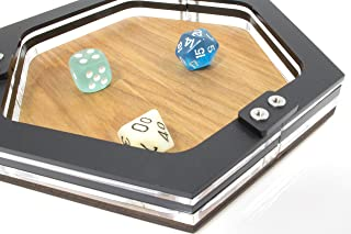 Dice Tray Mini Personal Size Gaming from C4Labs