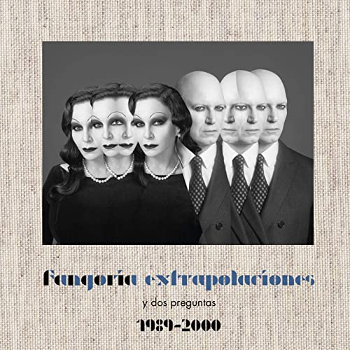 Extrapolaciones Y Dos Preguntas 1989 2000 By Fangoria On Amazon Music