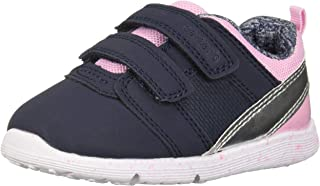 Carter's Unisex-Child Every Step Relay Baby Girl's and Boy's Walking Athletic Sneaker