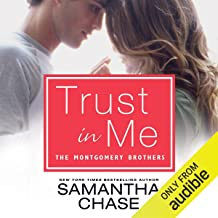 Trust in Me: Montgomery Brothers, Book 2